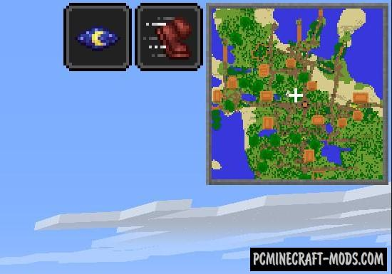 Travellers - MiniMap Mod For Minecraft 1.16.4, 1.15.2