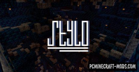 Stylocraft 16x Texture Pack For Minecraft 1.16.4, 1.16.3, 1.15.2