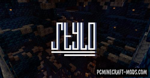 Stylocraft 16x Texture Pack For Minecraft 1.16.5, 1.16.4, 1.15.2