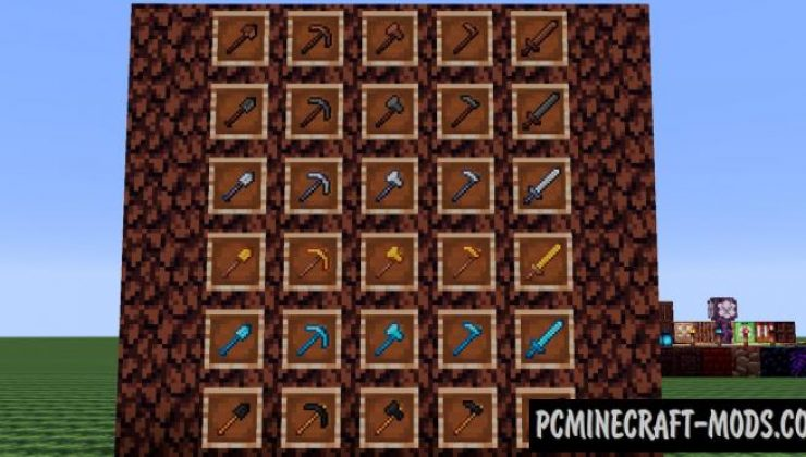 Stylocraft 16x Texture Pack For Minecraft 1.16.1, 1.15.2