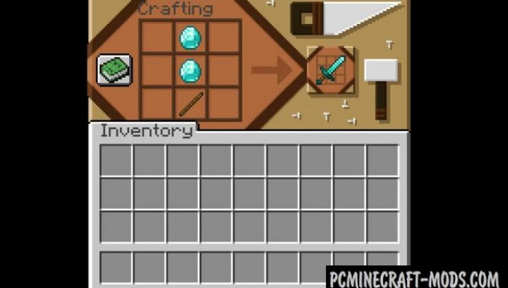 Colourful Containers GUI Texture Pack MC 1.16.5, 1.16.4, 1.15.2
