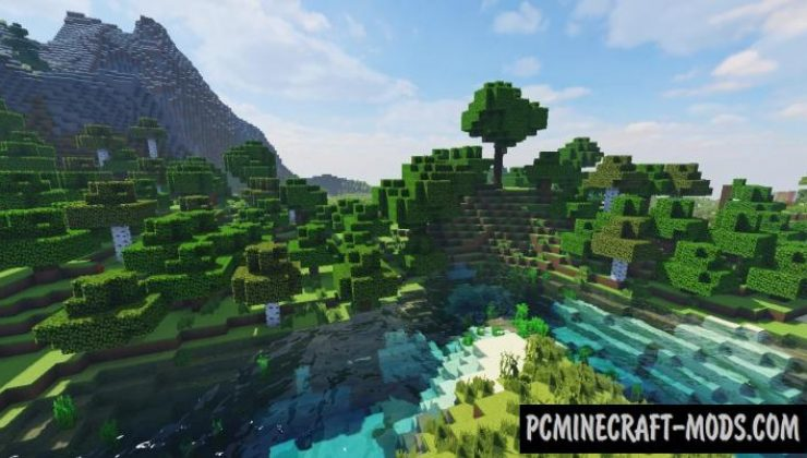 Default Realism 64x, 32x Texture Pack Minecraft 1.16.5, 1.16.4