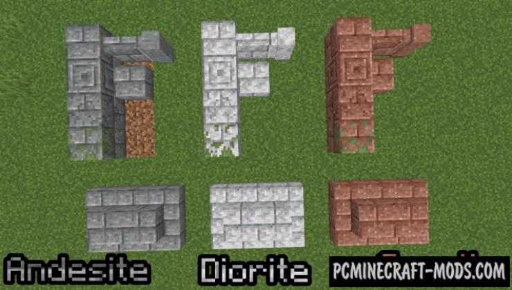 Banana Decor - New Blocks Mod For Minecraft 1.15.2