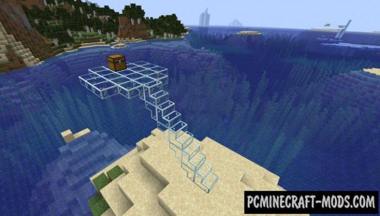 MoGlass - Decoration Mod Minecraft 1.17, 1.16.4
