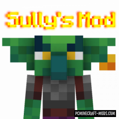 Sully's - RPG, New Mobs, Armor Mod For Minecraft 1.15.2