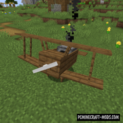 Simple Planes - Vehicles Mod For Minecraft 1.16.3, 1.15.2