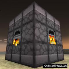 Jumbo Furnace - Tech Tool Mod For Minecraft 1.16.4