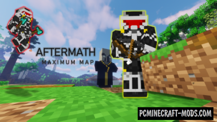 Aftermath - Adventure Map For Minecraft