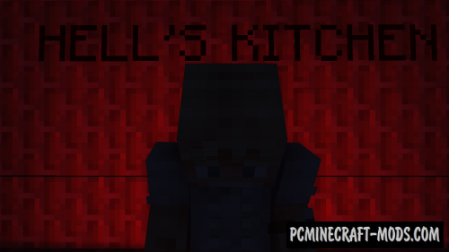 Hell's Kitchen - Horror Map For Minecraft