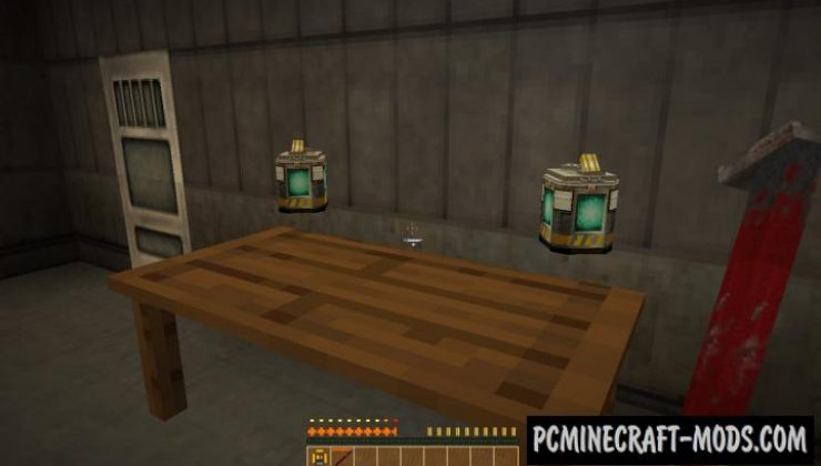 Half Life: Hazardous course - Adv Map For Minecraft