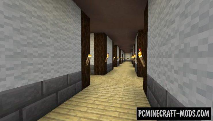 Ohh Map - Horror Creepypasta Map For Minecraft