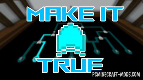Make it True - Puzzle Map For Minecraft