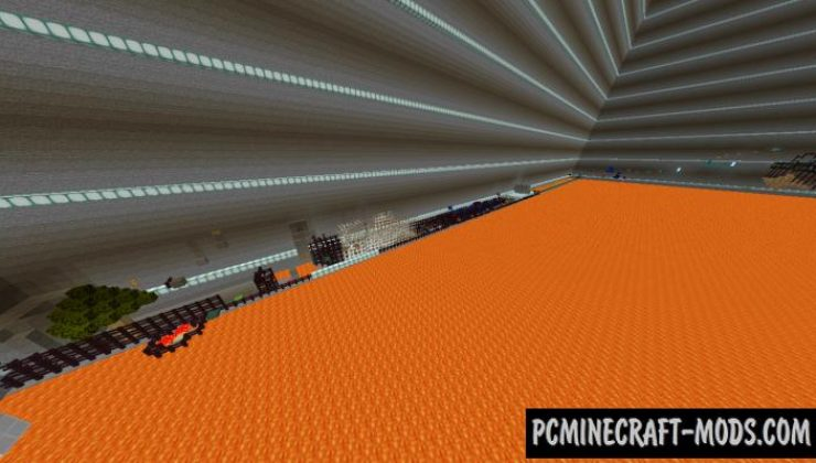 The Stone - Parkour Map For Minecraft