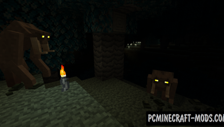 The Undergarden - Dimension Mod For Minecraft 1.16.5, 1.16.4