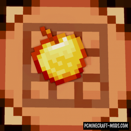 Enchanted Golden Apple Crafting Mod MC 1.16.2, 1.14.4, 1.12.2