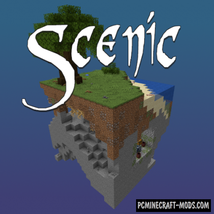Scenic - Decorations Generation Mod For Minecraft 1.15.2