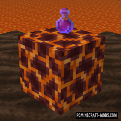 Torrid Vision - Useful Potion Mod For Minecraft 1.16.5, 1.16.4