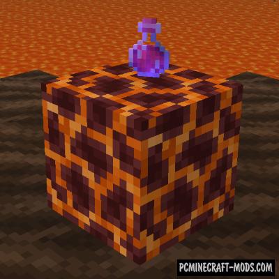 Torrid Vision - Useful Potion Mod For Minecraft 1.16.2, 1.16.1