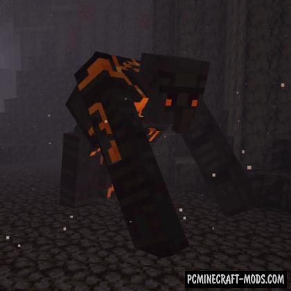 AdventureZ - New Boss Mod For Minecraft 1.17.1, 1.16.5