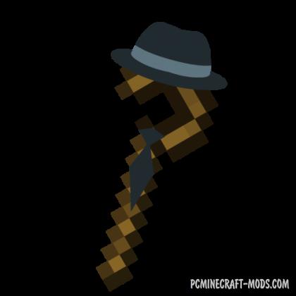 Crooked Crooks - Surv Tool Mod For Minecraft 1.16.5, 1.16.4