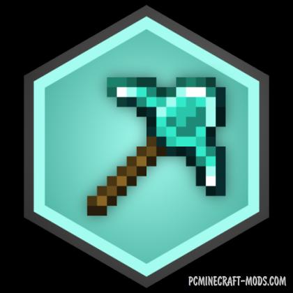 Extended Diamond Mod For Minecraft 1.16.5, 1.15.2, 1.14.4