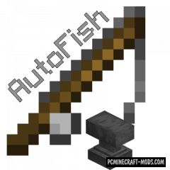AutoFish for Forge - Tweak Mod For Minecraft 1.16.3, 1.15.2