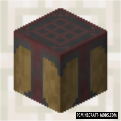 Automated Crafting - Mech Block Mod For MC 1.16.3, 1.15.2