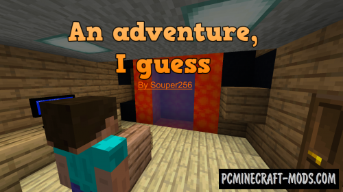 An Adventure, I Guess - Puzzle Map For Minecraft