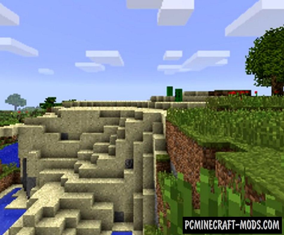 Title Screen Seeds For Minecraft 1.7.3 Beta