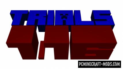 Trials! - Parkour Map For Minecraft