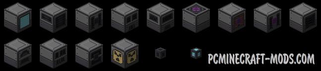 Astromine - Tech, Mech, Guns Mod For Minecraft 1.16.5, 1.16.4