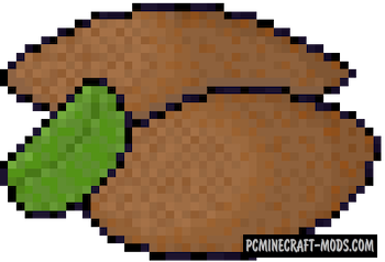 Kibe - New Mechanics, Weapons Mod Minecraft 1.16.5, 1.16.4