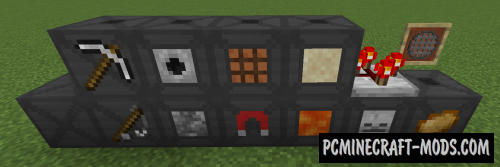 Vanilla Automated - Mechanisms Mod For MC 1.16.5, 1.16.4