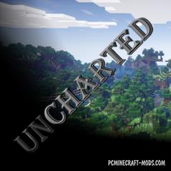 Uncharted - Tweak Mod For Minecraft 1.16.2, 1.15.2, 1.12.2