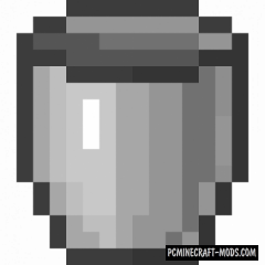 Big Buckets - Surv Item Mod For MC 1.16.2, 1.15.2, 1.14.4