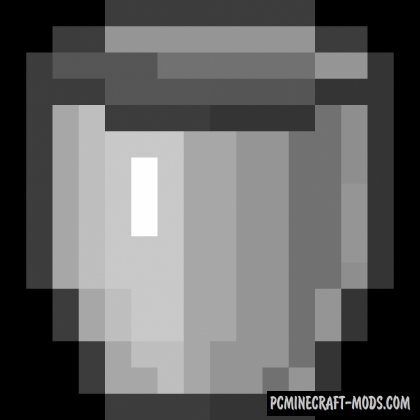 Big Buckets - Surv Item Mod For MC 1.16.5, 1.16.4, 1.14.4