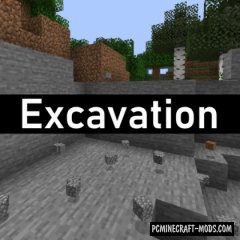 Excavation - Farm Tweak Mod For Minecraft 1.16.2