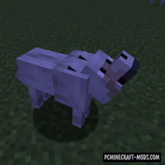 RevampedWolf - Tweaks Mod For Minecraft 1.16.4