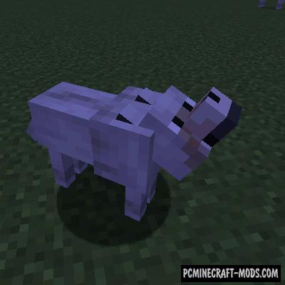 RevampedWolf - Tweaks Mod For Minecraft 1.17.1, 1.16.5, 1.16.4