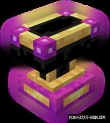 Into The Ω (Omega) - New Blocks, Magic Mod Minecraft 1.16.1