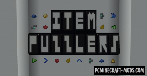 Item Puzzlers Map For Minecraft