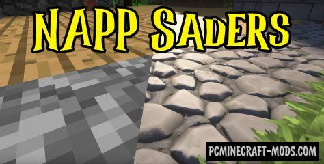 NAPP Shaders Pack For Minecraft 1.16.3, 1.16.2, 1.15.2