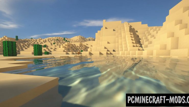 NAPP Shaders Pack For Minecraft 1.16.5, 1.16.4, 1.15.2