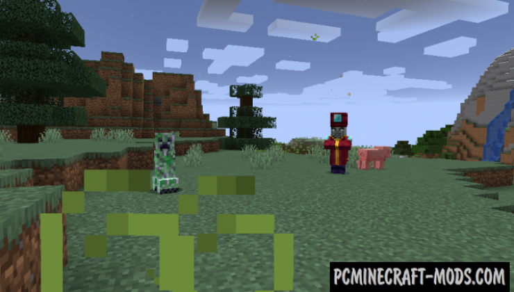Enchant With Mob - Caster Mod For Minecraft 1.16.5, 1.16.4