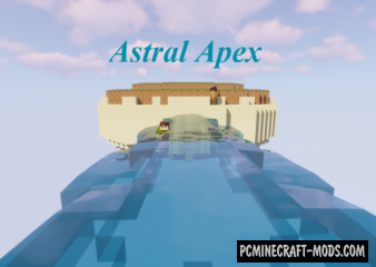 Astral Apex - Adventure, Puzzle Map For Minecraft