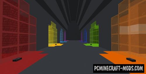 Convoluted Hallways - Puzzle Map For Minecraft