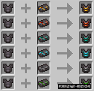 Upgraded Netherite - Armor, Tweaks Mod For MC 1.16.4