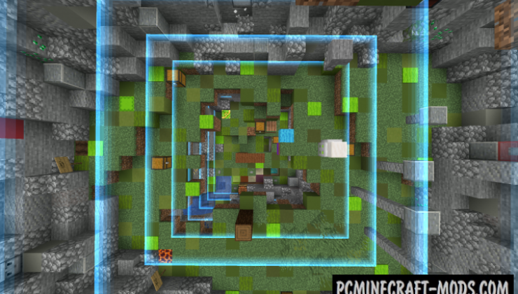 Expand - Puzzle Map For Minecraft