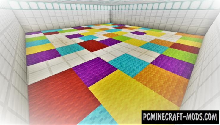 10 Seconds - Parkour Map For Minecraft
