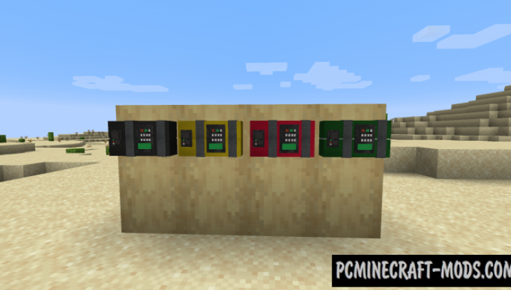 Guns, Rockets and Atomic Explosions Mod For MC 1.16.4